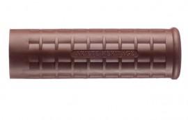 ARIETE HERITAGE HANDGRIP - CHOCOLATE - 1 inch HANDLEBAR