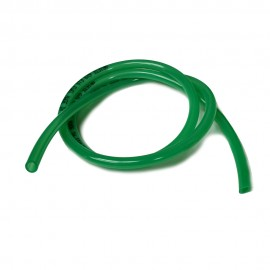6MM BORE (9MM O/D) TRANSLUCENT GREEN THIN WALL FUEL HOSE E10 (PER METRE)